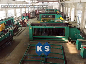 Chiny 2m X 1m X 1m Gabion Machine Reno Mattress Machine Edge Winding Up Machine dostawca