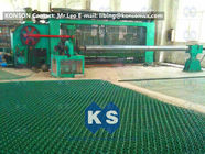 Chiny High Corrosion Hexagonal Wire Netting Machine For Making Stone Cage 2x1x1m fabryka