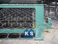 Chiny Automatic Hexagonal Wire Netting Production Line Heavy Duty Gabion Mesh Machine fabryka