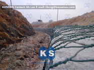 Chiny Galvanized Gabion Basket Woven Hexagonal Wire Mesh PVC Coated Welded Gabions fabryka